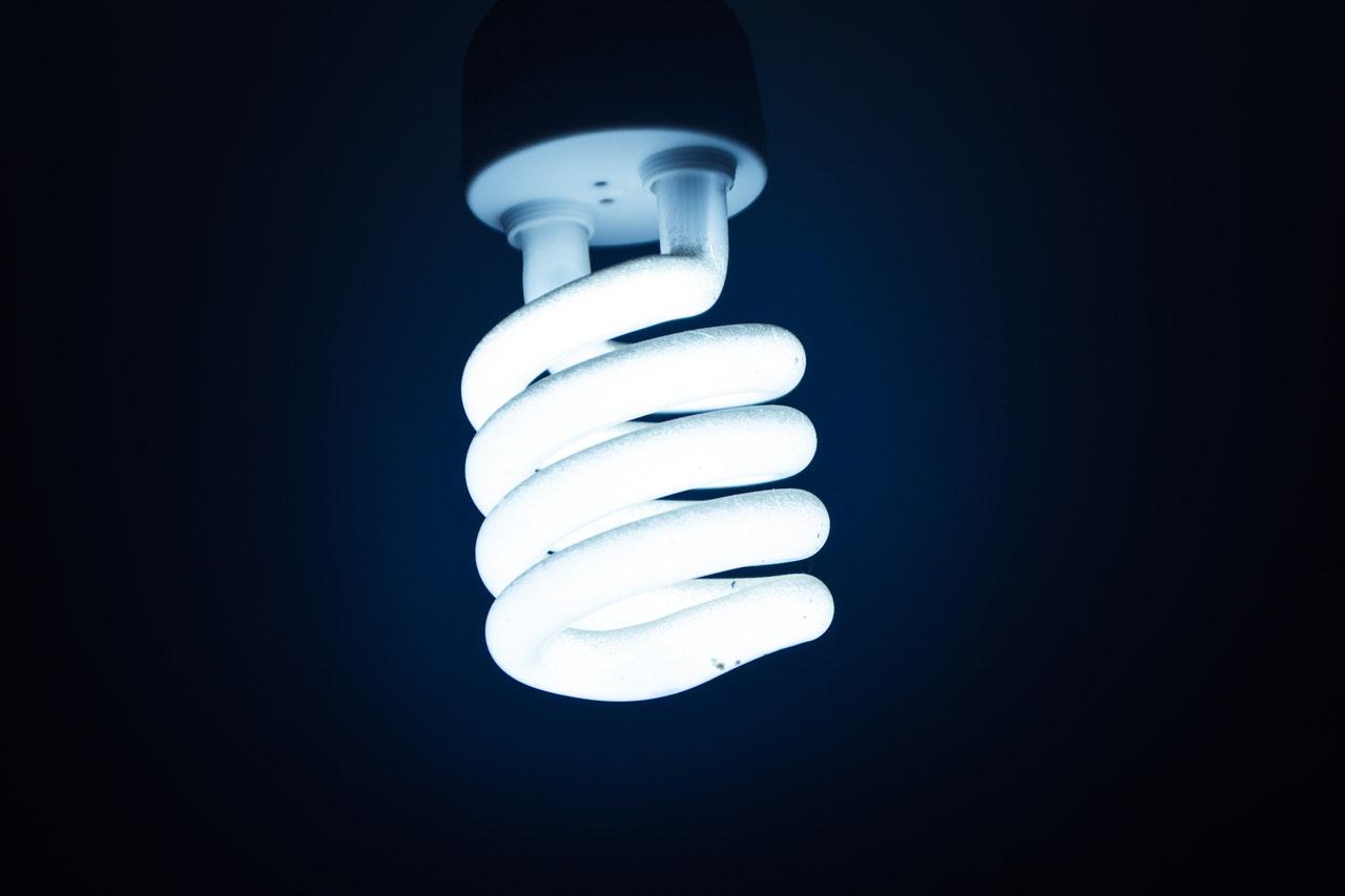 Neon wandlamp
